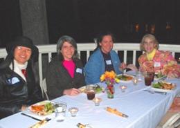 Eat with Eight Fellowship Dinner Group at Kirk of Kildaire Presbyterian Church Cary NC
