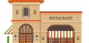 restaurant graphic