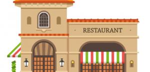 restaurant graphic
