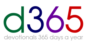 d365 logo - Devotionals 365 days a year - devotion resource