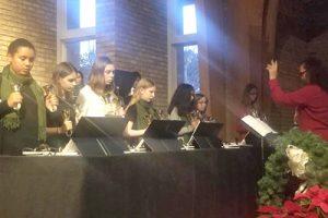 Kirk of Kildaire Presbyterian Youth Handbell choir - Cary NC