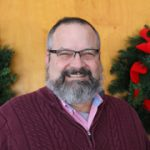 Jonathan Sherrod, Associate Pastor at the Kirk at Holly Springs, NC