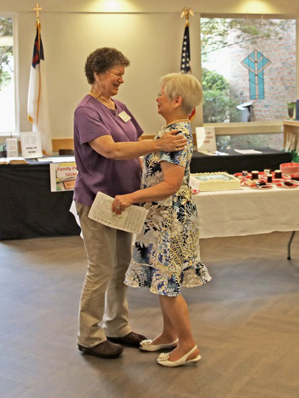 Engaging and care at Kirk of Kildaire Presbyterian, a church in Cary NC