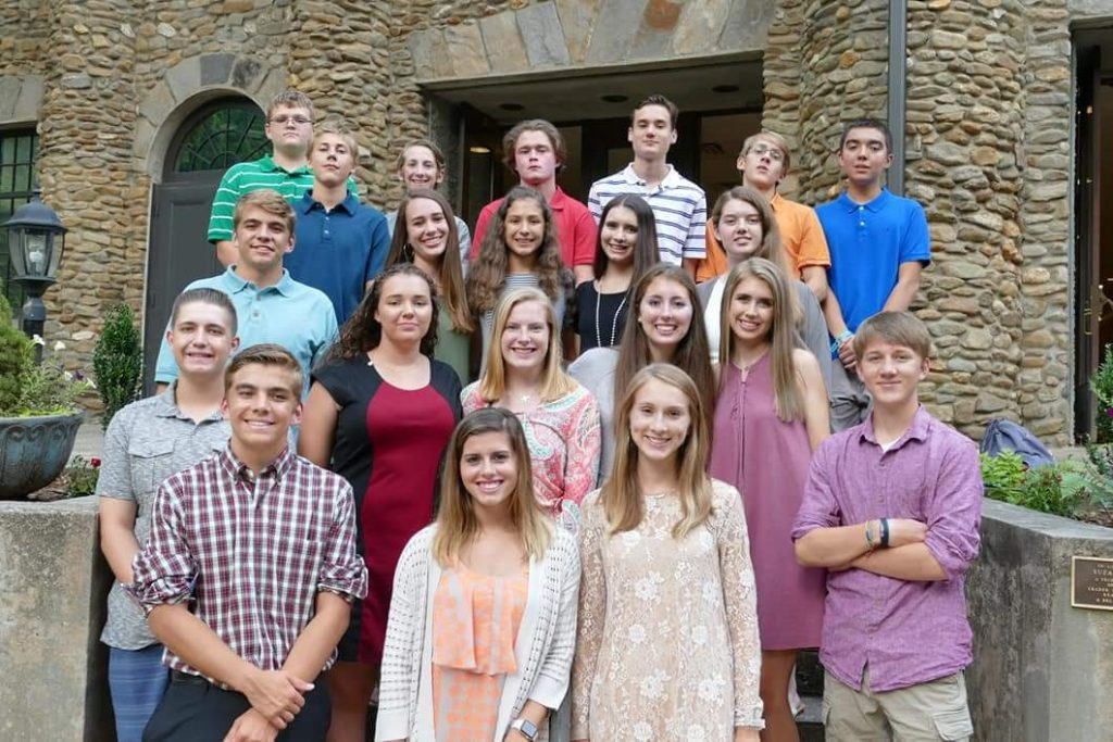 Kirk of Kildaire Endowment funded travel to Montreat in 2018